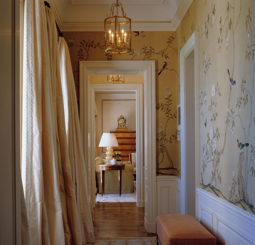 Degournay for Chinoiserie design