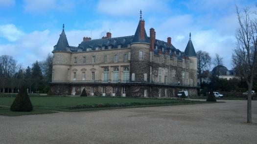 Rambouillet Chateaux