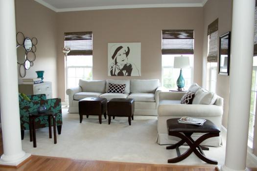 Living room from foyer_AFPInteriors