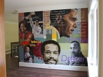 Graphic Mural