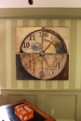 """Its 5 O'Clock Somewhere"" Custom Art"