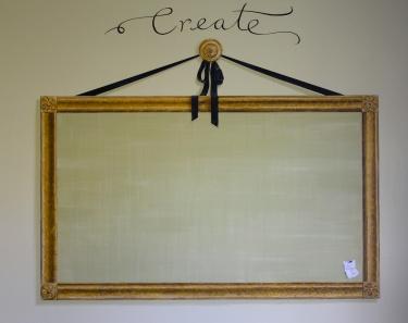 Trompe L'oeil Pin Board