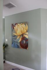 """Chrysanthemum"" Custom Art"