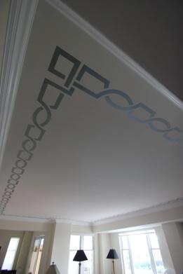 Ceiling Stencil