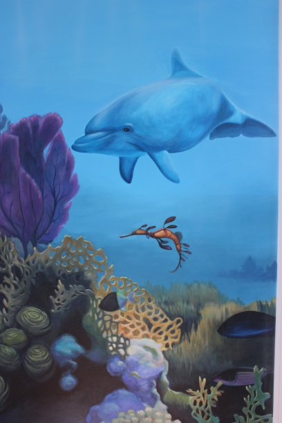 Underwater Nursery