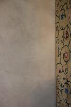 aged plaster
