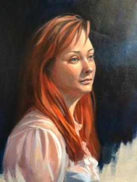 Portrait Workshop, William Cochran