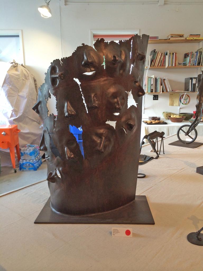 Barry's Sculpture