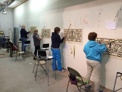 Trompe L'oeil Workshop