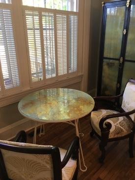 Table in situ