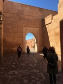 in the kasbah