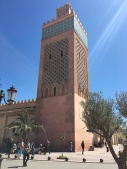 Koutoubia Mosque Minarette