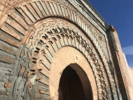 The ancient kasba gate, Bab Agnaou