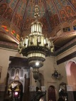 An antique store in a beautiful old riad