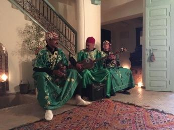 Traditional Gnawa Band