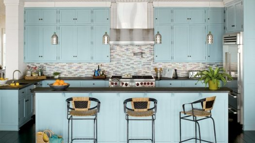 cabinets kitchen beachy turquoise lenehan studios decorative painting baltimore